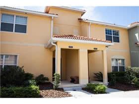 Townhouse 4 Dormitorios Mobiliado com piscina particular em Paradise Palms Resort - Kissimmee $253,000