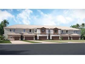 Champions Gate Vistas Nova Casa 4 Dormitórios com Garagem Fechada $262,660