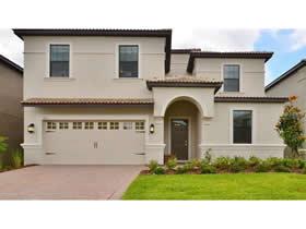 Mansão com 8 dormitórios mobiliado no Champions Gate Resort - Davenport - Orlando $535,000