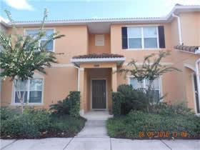 Townhouse Construido em 2013 - 4 dormitorios/mobiliado/piscina particular em Paradise Palms Resort  $219,500