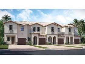 Townhouse Novo Dentro Champions Gate Resort com Garagem Fechado $261,325