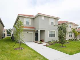 Casa de Luxo - Paradise Palms Resort - mobiliado com piscina particular - Kissimmee $359,900