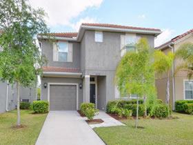 Casa de Férias - 6 dormitórios / mobiliado / com piscina particular no Paradise Palms Resort - Orlando - $389,000