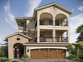 Casa de Luxo com Elevador e Piscina em Orlando - Lakeside / Toscana - $822,450