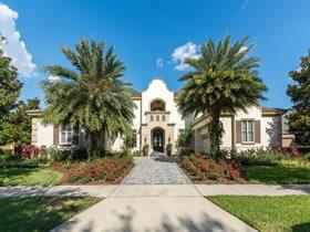 Mansão de Luxo em Windermere, FL - $2,495,000