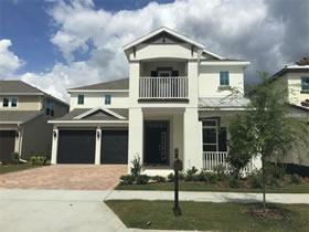 Casa de Luxo em Windermere - Orlando- 4 dormitorios construido em 2014 - $425,000