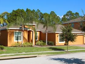 Casa de Ferias em Watersong Resort - 5 dormitorios todo mobiliado em Orlando - $349,000