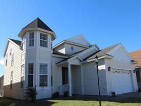 Casa Bonita - 5 dormitorios com piscina em Condominio Fechado - Orlando - $364,990