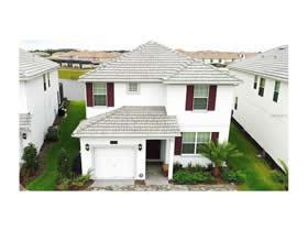 Casa Nova 5 QTS com Piscina em Storey Lake Resort - Kissimmee $439,000