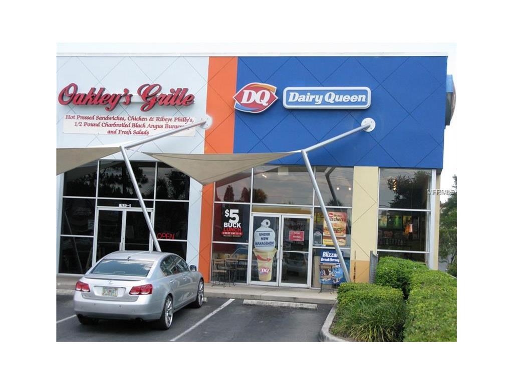 Franquia de Sorveteria / Restaurante DAIRY QUEEN em Tampa $35,000
