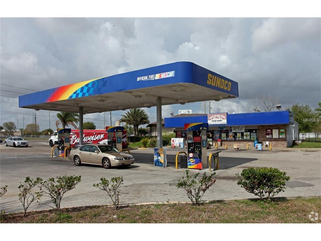 Posto de Gasolina A Venda em Orlando, Florida $1,200,000