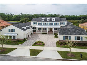 Celebration North Village Mansão com casa da visitas - Celebration - Orlando $2,399,800