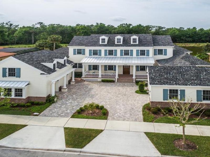 Celebration North Village Mansão com casa da visitas - Celebration - Orlando $2,399,800