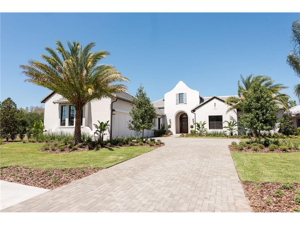 Casa Nova no Lake Nona Golf and Country Club - Orlando $1,690,000
