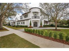 Casa de Luxo Nova em Golfview Heights - Winter Park - Orlando $1,599,900