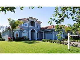 Nova Mansão no Lake Davis Reserve - Windermere - Orlando $1,199,000