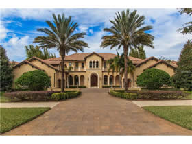 Luxury Mansion no Reserve at Lake Butler Sound - Windermere - Orlando $3,900,000