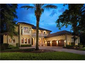 Mansão de Luxo A Venda em Isleworth - Windermere - Orlando $3,489,000