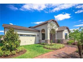 Casa Nova em Saint Cloud com contrato do aluguel do construtor para 2 anos - Orlando $343,414