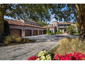 Mansão no Reserve at Lake Butler Sound - Windermere - Orlando $3,600,000
