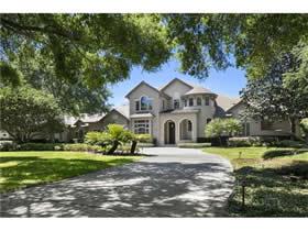 Mansão em frente o campo de golf - Isleworth Country Club - Windermere - Orlando $3,675,000