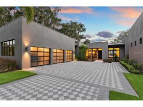 Casa de Luxo em Frente a Lagoa em Belle Isle - Orlando $2,500,000