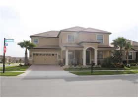 Casa mobiliado no Champions Gate Resort - Davenport - Orlando - $499,000