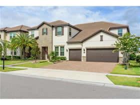 Casa de Luxo com Piscina Particular no Parkside - Dr.Phillips - Orlando -$849,900