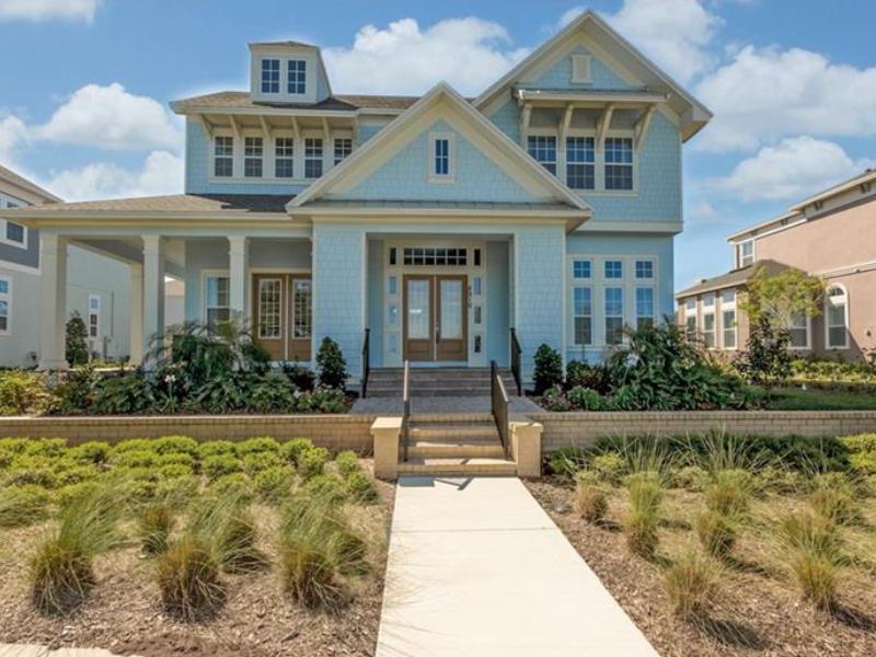 Casa de Luxo em Laureate Park – Orlando - $850,000