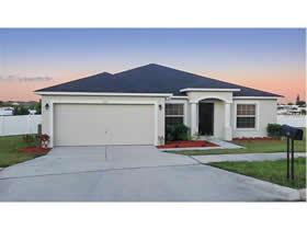 Casa em Condominio Fechado Construido em 2014 – Orlando - $214,900