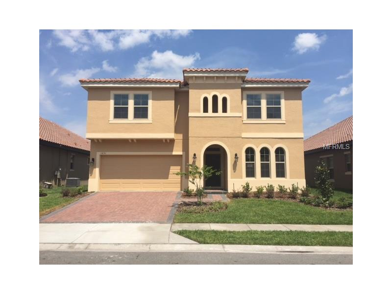 Casa de Luxo Novo em Condominio Chique - Providence Country Club - Orlando - $299,995