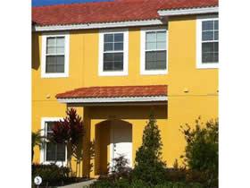 Casa Geminada Mobiliado com Piscina Particular na Bellavida Resort - Kissimmee - $200,000