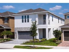 Mansão de 8 dormitórios no melhor condomínio de Orlando - Encore Club at Reunion - $469,900