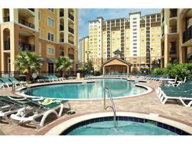 Apto 3 dormitórios mobiliado no Lake Buena Vista Resort e Spa - $198,990