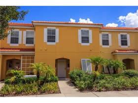 Casa Geminada Mobiliado com Piscina no Encantada Resort - Kissimmee - $179,000