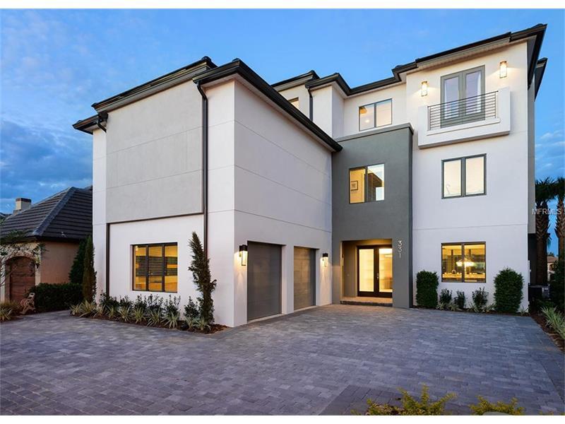 Mansão de Luxo -10 Dormitórios em frente o Campo de Golfe - Orlando - $1,800,000