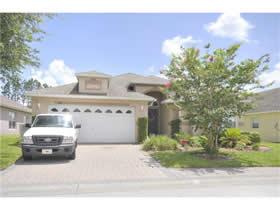 Casa Mobiliado 4 dormitórios com piscina - Davenport - Orlando - $235,000