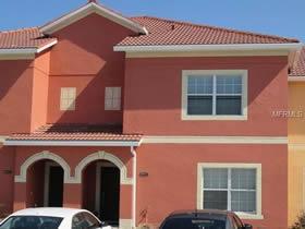 Casa Geminada mobiliada com piscina no Paradise Palms Resort - Kissimmee - $219,000