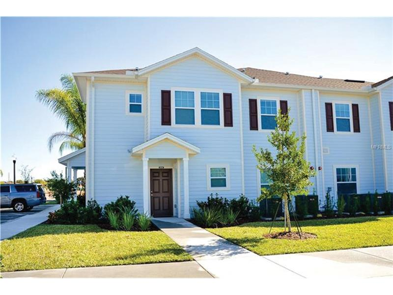 Casa Nova Mobiliado de 4 Dormitorios no West Lucaya Resort - Kissimmee - $265,000