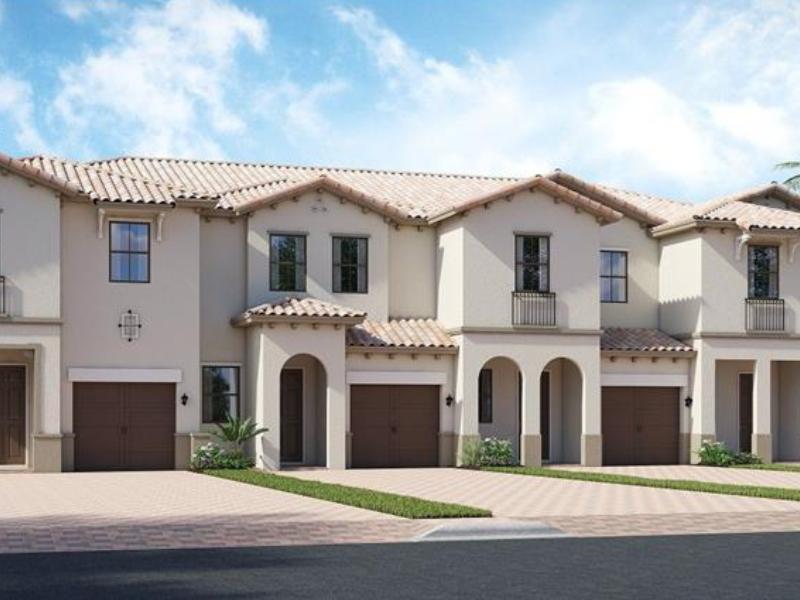 Casa Geminada de Luxo Nova com Garagem - Champions Gate Vistas - $248,990