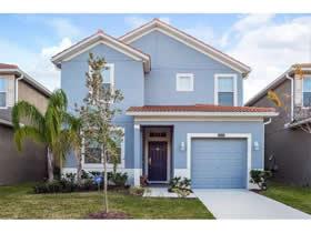 Casa Mobiliado com Piscina no Paradise Palms Resort - Kissimmee - $360,000
