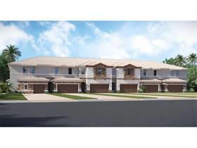 Townhouse Novo de Luxo em Champions Gate - $264,015