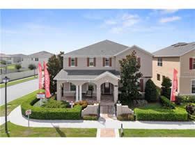 Casa de Luxo A Venda no Windermere Trails, Orlando - $550,000