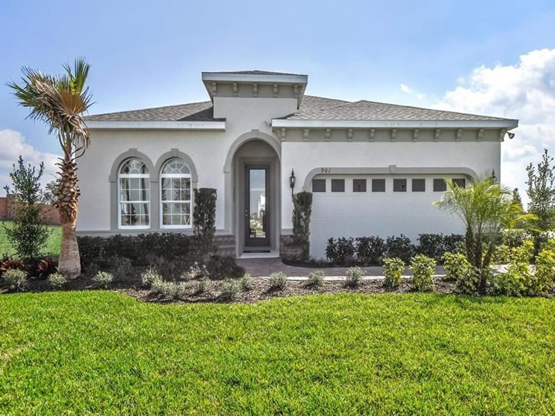Casa em Construção no Champions Reserve - $257,215