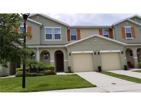 Casa Geminada Mobiliado 4 Dormitórios no CompassBay Resort - Pertinho a Disney - Kissimmee - $265,000