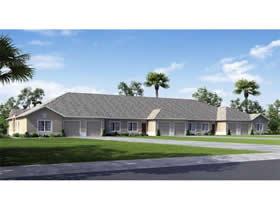 Nova Casa Geminada com garagem - 2 dormitórios com garagem (somente moradia) - Heritage Hills - Clermont - $197,020