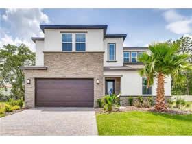 Nova Casa em Condomínio de Luxo Arisha Enclave - Kissimmee - $398,975