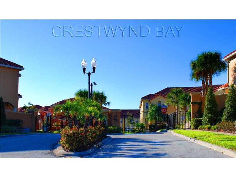 Casa Linear 3 dormitórios e mobiliado no Crestwynd Bay - Kissimmee - $158,000