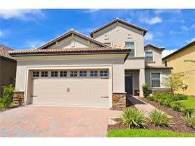 Casa de Férias no famoso Champions Gate Resort - mobiliado - excelente investimento! - $404,900