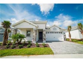 Casa Nova para Moradia no Champions Gate Resort - $316,570
